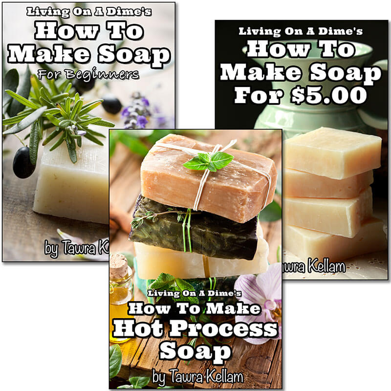 How To Make Soap For Beginners e-Course
