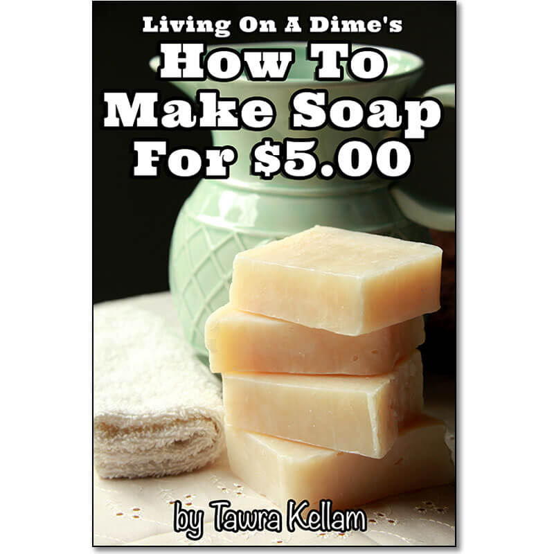 How To Make Soap For $5.00