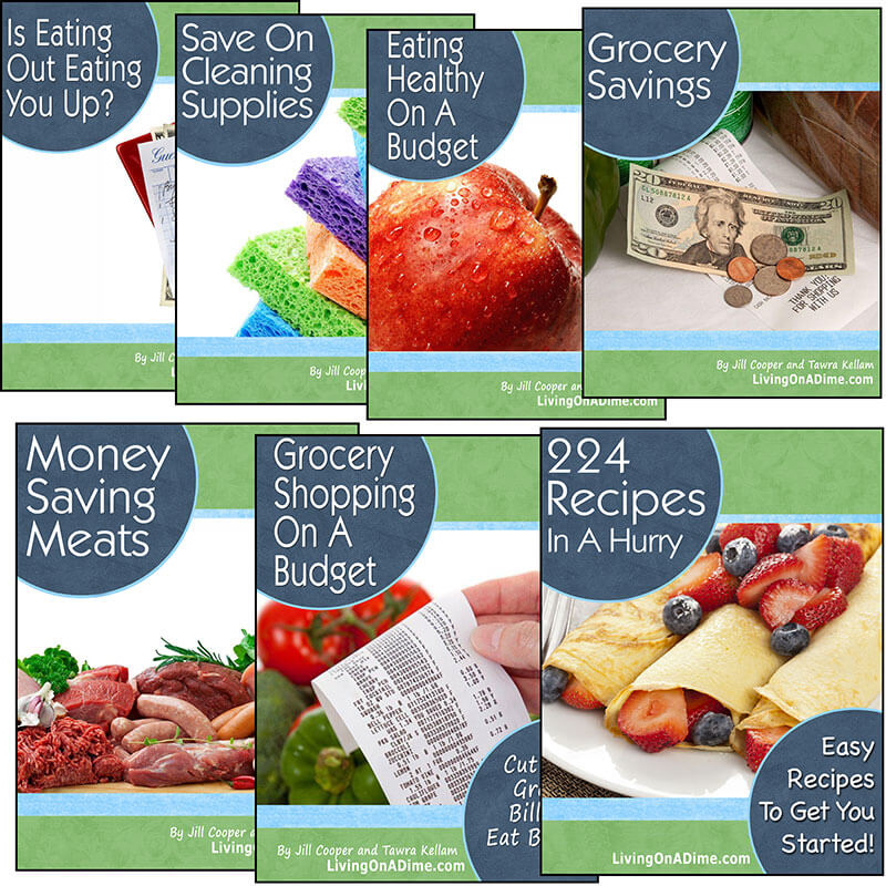 How to Save Money On Groceries e-Course