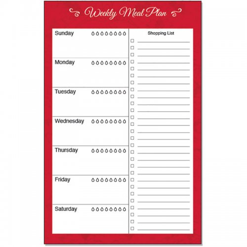 Living On A Dime Weekly Meal Plan