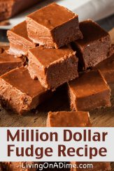 Grandma's Million Dollar Fudge Recipe – Speedy White Fudge