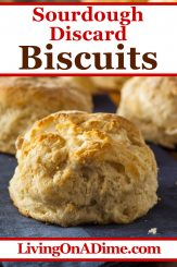 Sourdough Discard Biscuits Recipe