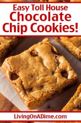 Toll House Chocolate Chip Cookie Recipe – Easy And Delicious!